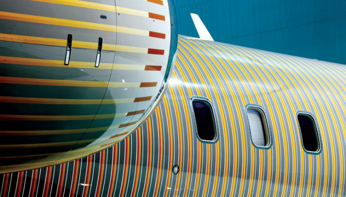 """""""High Art"""": A Totally New Meaning with Custom Private-Jet Exteriors"""
