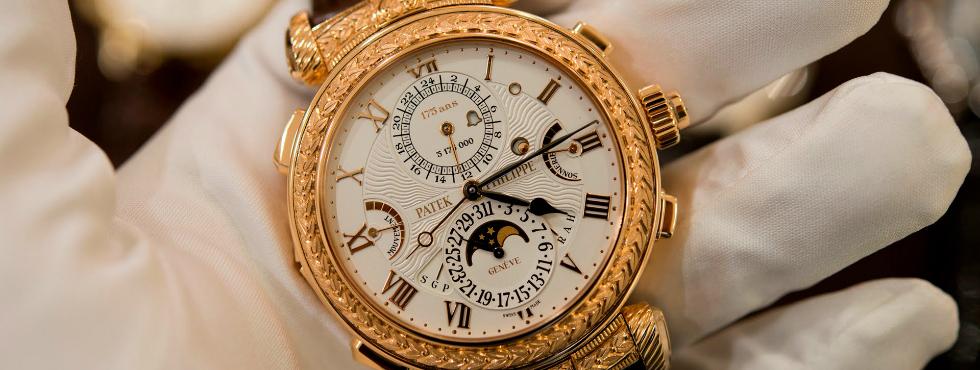 Patek Philippe's 175th Anniversary Wrist Watch: The Grandmaster Chime patek philippe Patek Philippe's 175th Anniversary Wrist Watch: The Grandmaster Chime Feature 2