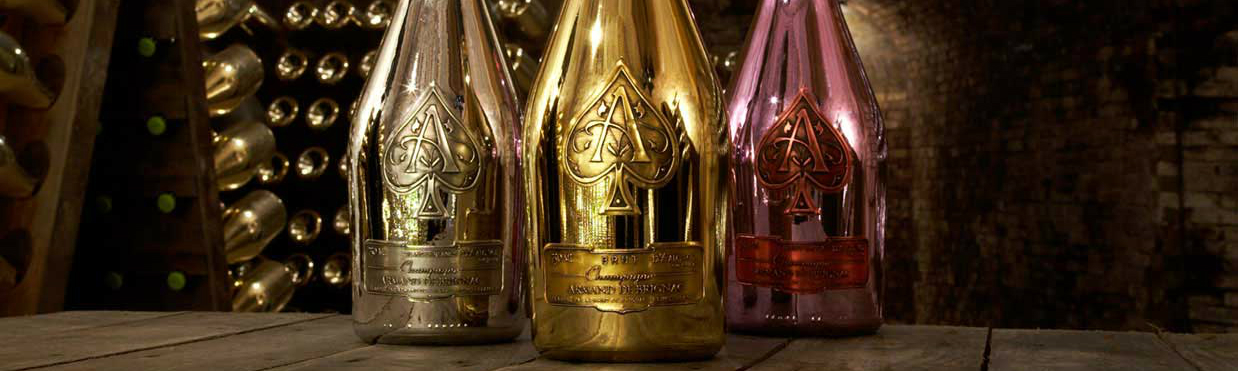 Champagne Armand de Brignac: Customize Your Own Limited Edition Bottle
