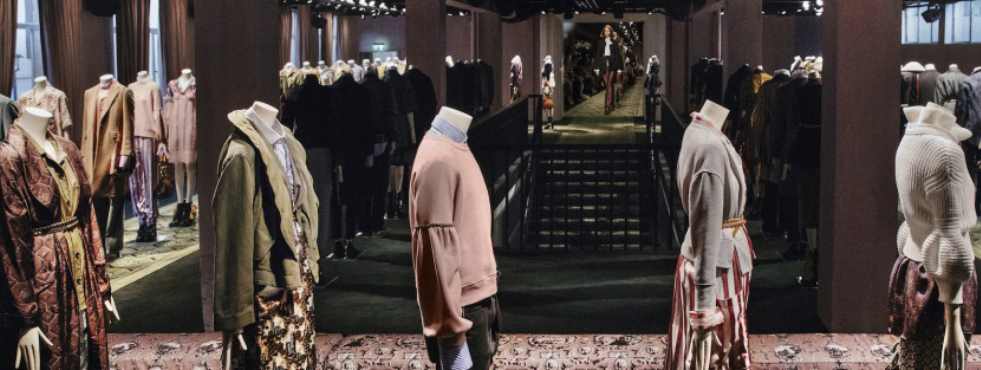 Burberry Marries Craft With Fashion At Makers House