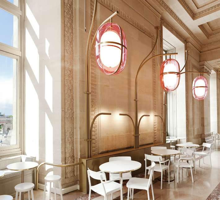 Café Mollien: the Louvre Under New Light by Mathieu Lehanneur mathieu lehanneur Café Mollien: the Louvre Under New Light by Mathieu Lehanneur 3 22