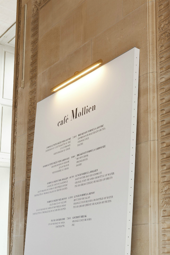 Café Mollien: the Louvre Under New Light by Mathieu Lehanneur mathieu lehanneur Café Mollien: the Louvre Under New Light by Mathieu Lehanneur 4 22