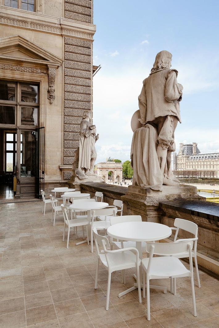 6 mathieu lehanneur Café Mollien: the Louvre Under New Light by Mathieu Lehanneur 6 13
