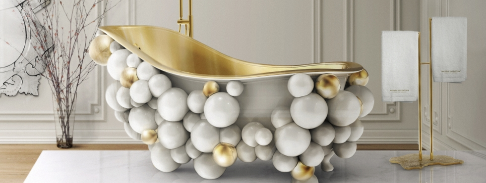 Luxury Bathrooms: the Best Choices for Glamorous Interiors Luxury Bathrooms Luxury Bathrooms: the Best Choices for Glamorous Interiors Ambiente Waterfall Pendant