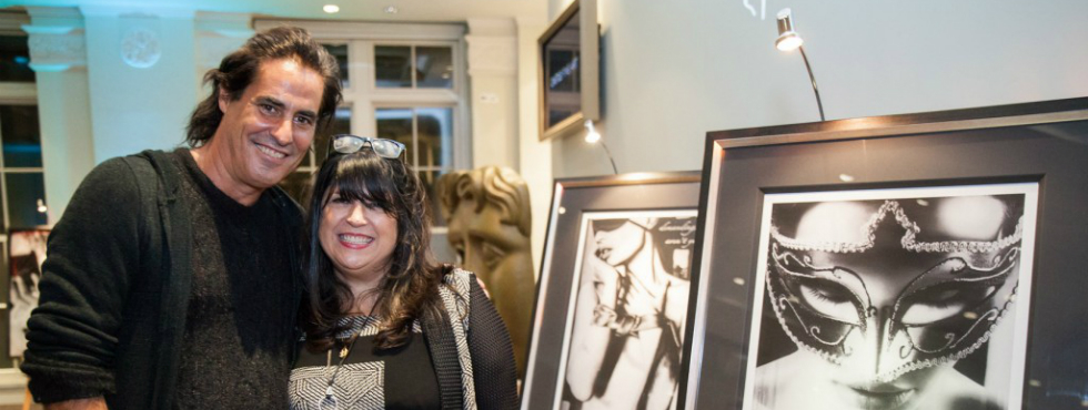 Fifty Shades of Grey Author Launches Fine Art Exclusive Collection