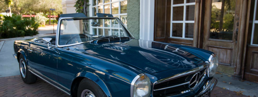 John Lennon´s 1965 Mercedes-Benz Is Up for Auction