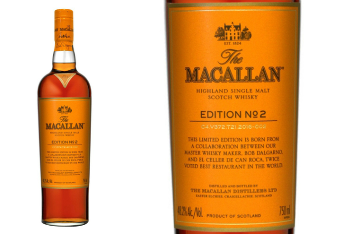 Edition No. 2: the New Limited Edition Release by The Macallan the macallan Edition No. 2: the New Limited Edition Release by The Macallan macallan edition n2 single malt scotch whisky 3