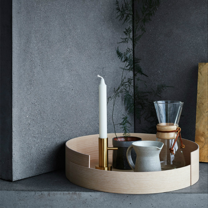 Limited Edition Christmas Guide: Exclusive Gold Items gold items Limited Edition Christmas Guide: Exclusive Gold Items objects accessories fritz hansen dezeen 936 sq