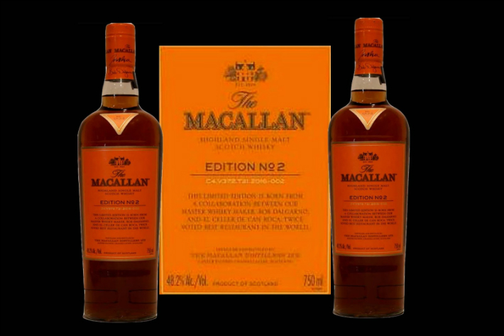 Edition No. 2: the New Limited Edition Release by The Macallan the macallan Edition No. 2: the New Limited Edition Release by The Macallan the macallan whisky