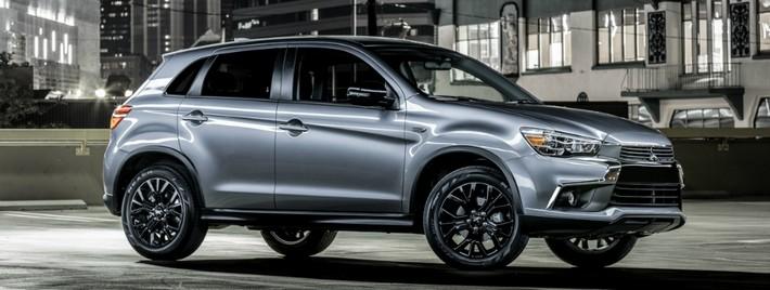 Mitsubishi debuts Outlander Sport Limited Edition