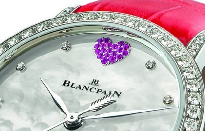 Blancpain releases a St. Valentine's Day Special edition Watch blancpain watch Blancpain releases a St. Valentine's Day Special edition Watch dszfghjl 420x269