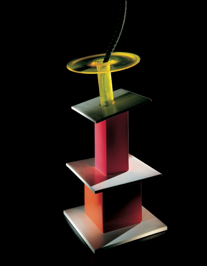 'Le Stanze Del Vetro' Celebrates Ettore Sottsass' 100th Anniversary ettore sottsass 'Le Stanze Del Vetro' Celebrates Ettore Sottsass' 100th Anniversary ettore sottsass glass exhibition venice il vetro designboom 005