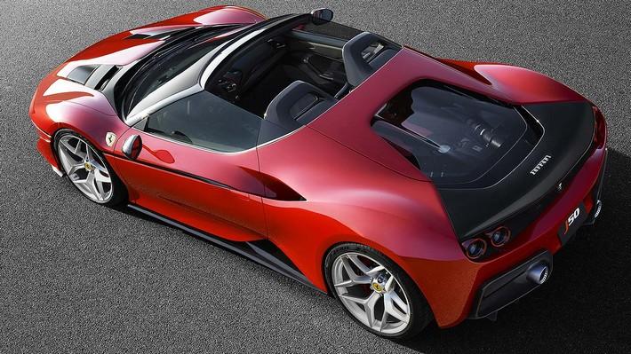 Ferrari J50 ferrari j50 Ferrari J50: A Special edition 03 Ferrari J50