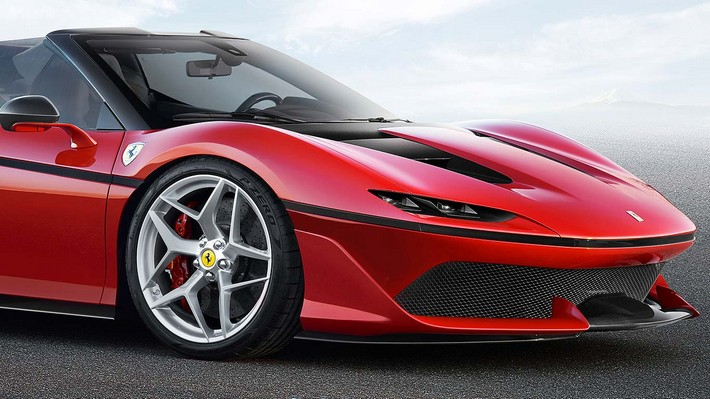 Ferrari J50 ferrari j50 Ferrari J50: A Special edition 05 Ferrari J50