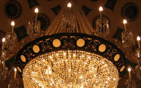 expensive chandeliers Top 10 Most Expensive Chandeliers Of The World Chandelier in US Capitol Building 480x300