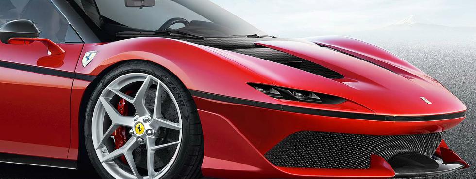 Ferrari J50: A Special edition
