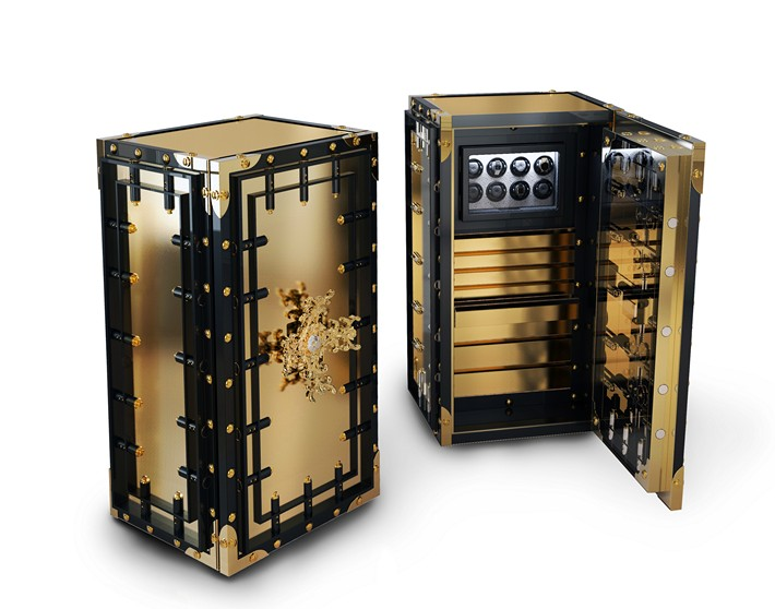 Baselworld 2017- Luxurious Safes For Jewelry baselworld Baselworld 2017- Luxurious Safes For Jewelry knox 3