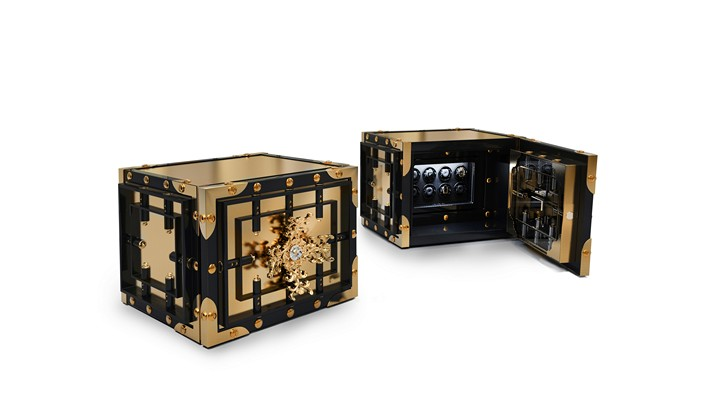 Baselworld 2017- Luxurious Safes For Jewelry baselworld Baselworld 2017- Luxurious Safes For Jewelry knox table top