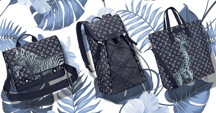 Discover Louis Vuitton Latest by Jake & Dinos Chapman