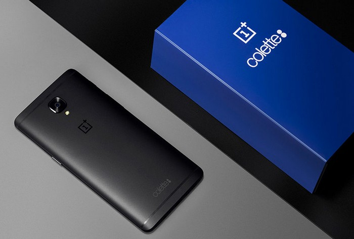Design Limited Edition Limited Edition Discover the Midnight Black OnePlus 3T Limited Edition OnePlus 3T black colette edition