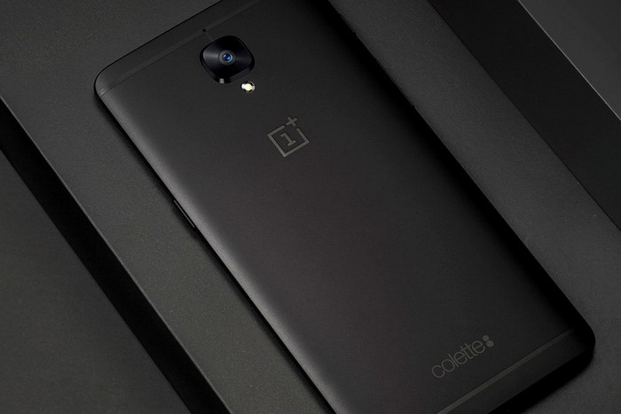 OnePlus-3T-colette-edition-1 Limited Edition Discover the Midnight Black OnePlus 3T Limited Edition OnePlus 3T colette edition 1