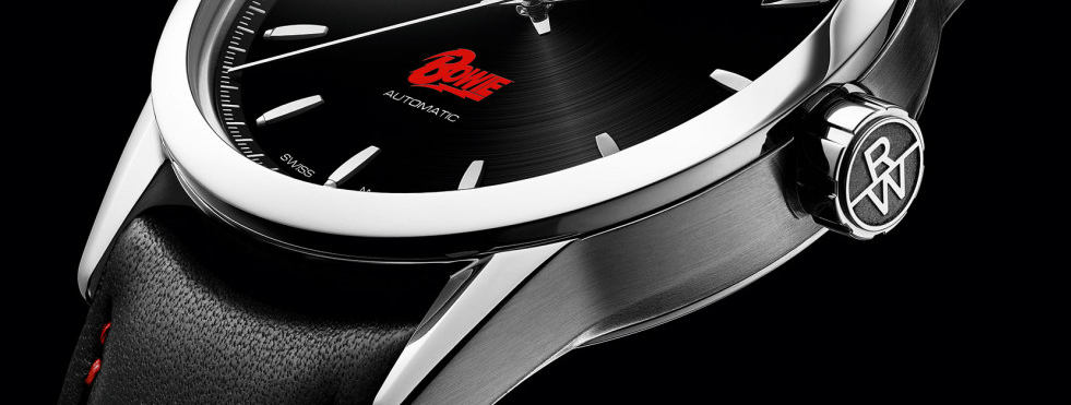 Limited-edition Swiss watch in honor of David Bowie David Bowie Limited-edition Swiss watch in honor of David Bowie bbbb 4