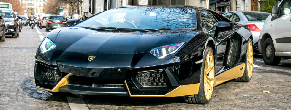 Limited Edition Aventador In Switzerland