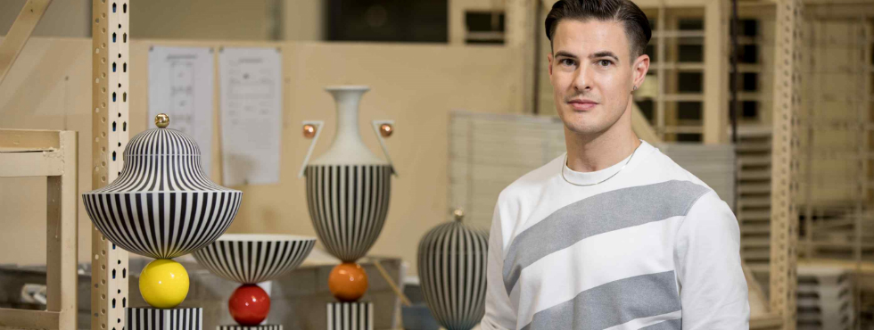 Get Inspired by Wedgwood Lee Broom's limited edition collection