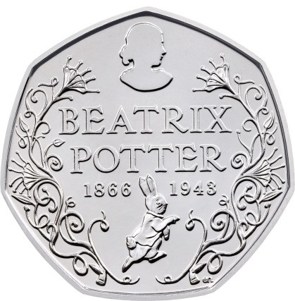 Beatrix Potter's Limited Edition 50p coins Beatrix Potter Beatrix Potter's Limited Edition 50p coins https 2F2Fnews