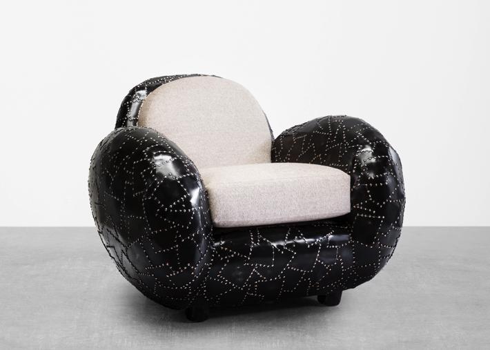 8 maarten baas Maarten Baas Exhibits Shell Inspired Furniture Pieces in New York 8 1