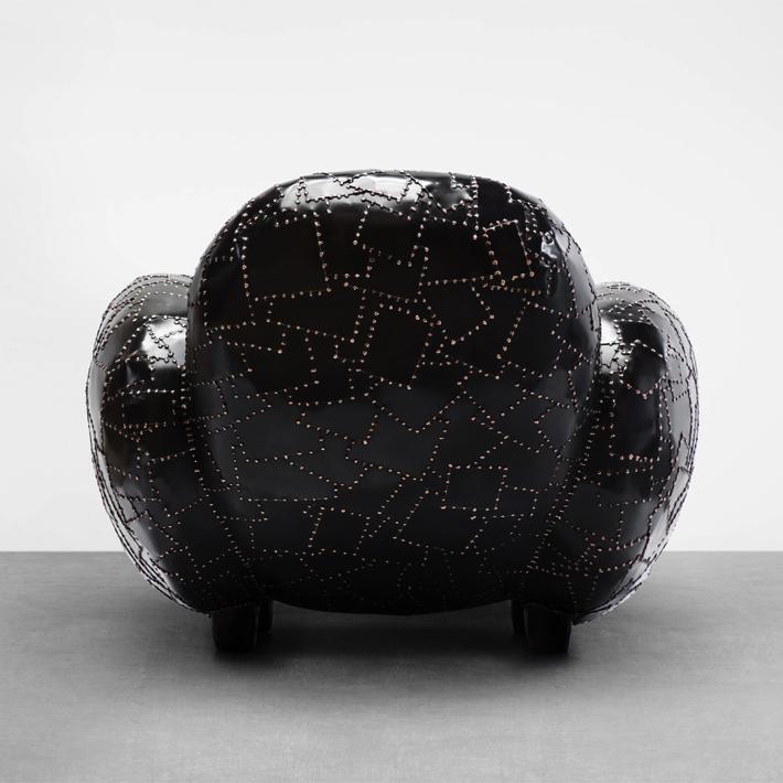 9 maarten baas Maarten Baas Exhibits Shell Inspired Furniture Pieces in New York 9 1
