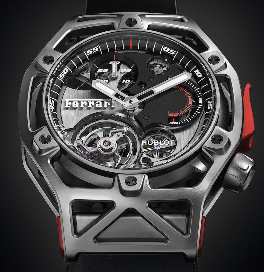 Ferrari Celebrates 70th Anniversary With Hublot Watch (7) hublot watch Ferrari Celebrates 70th Anniversary With Hublot Watch Ferrari Celebrates 70th Anniversary With Hublot Watch 7
