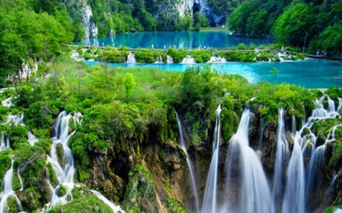 The Most Beautiful Water Landscapes In The World Design