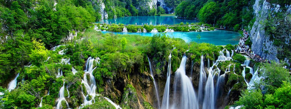 The most beautiful water landscapes in the world landscapes The most beautiful water landscapes in the world JackBrauer plitvickaJezera