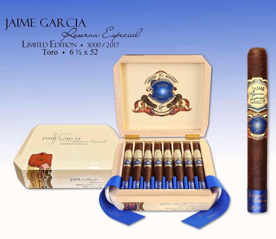 Jaime_Garcia_Reserva_Especial_Limited_Edition_2017 Limited Edition Sneak Peak: Jaime Garcia Reserva Especial Limited Edition Jaime Garcia Reserva Especial Limited Edition 2017