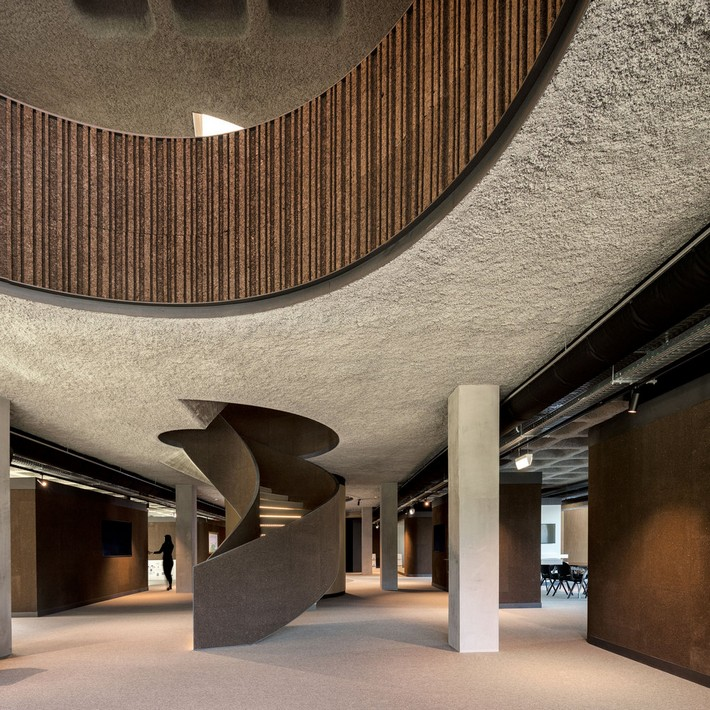 Magnificent Architecture: GS1 Portugal by PROMONTORIO architecture Magnificent Architecture: GS1 Portugal by PROMONTORIO Sneak Peak GS1 Portugal by PROMONTORIO 14