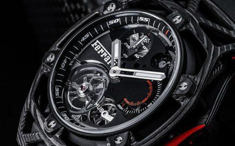 hublot watch Ferrari Celebrates 70th Anniversary With Hublot Watch bbbb 4 480x300