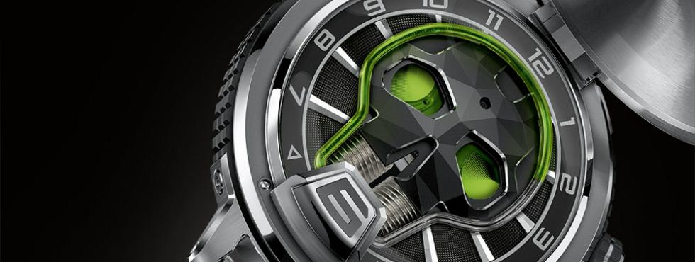 HYT's Launches Skull Pocket Watch Skull Pocket Watch HYT's Launches Skull Pocket Watch mmm