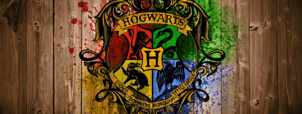New Harry Potter Edition With Hogwarts' Colors