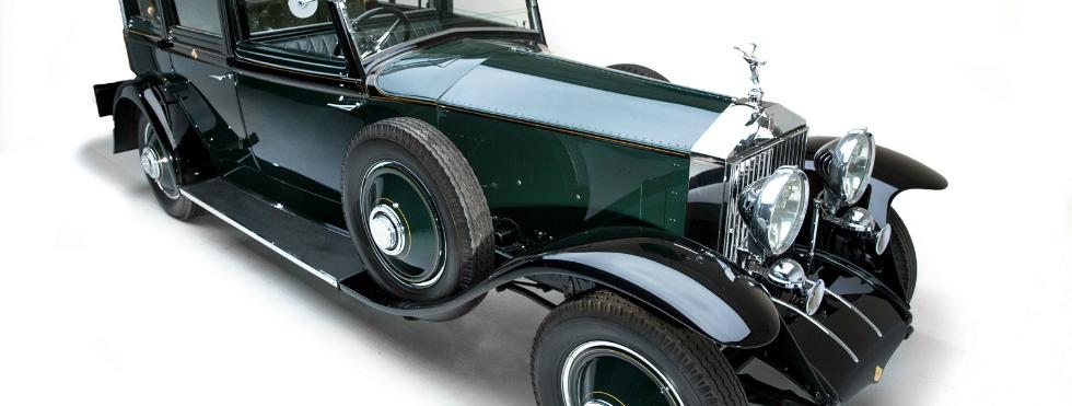 Sneak Peak: Brand New Rolls-Royce Phantom Limited Edition