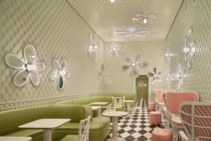 India Mahdavi – The Best of French Restaurants Designs