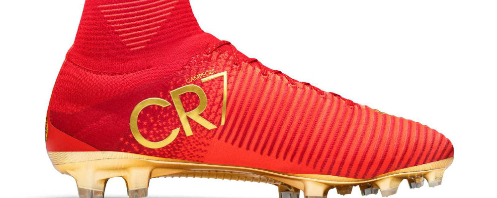 Discover Cristiano Ronaldo's Nike Limited Edition Boots