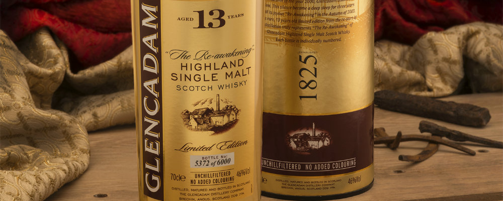 Limited Edition 13-Year-Old Whisky by Glencadam Distillery Limited Edition Limited Edition 13-Year-Old Whisky by Glencadam Distillery feature 9