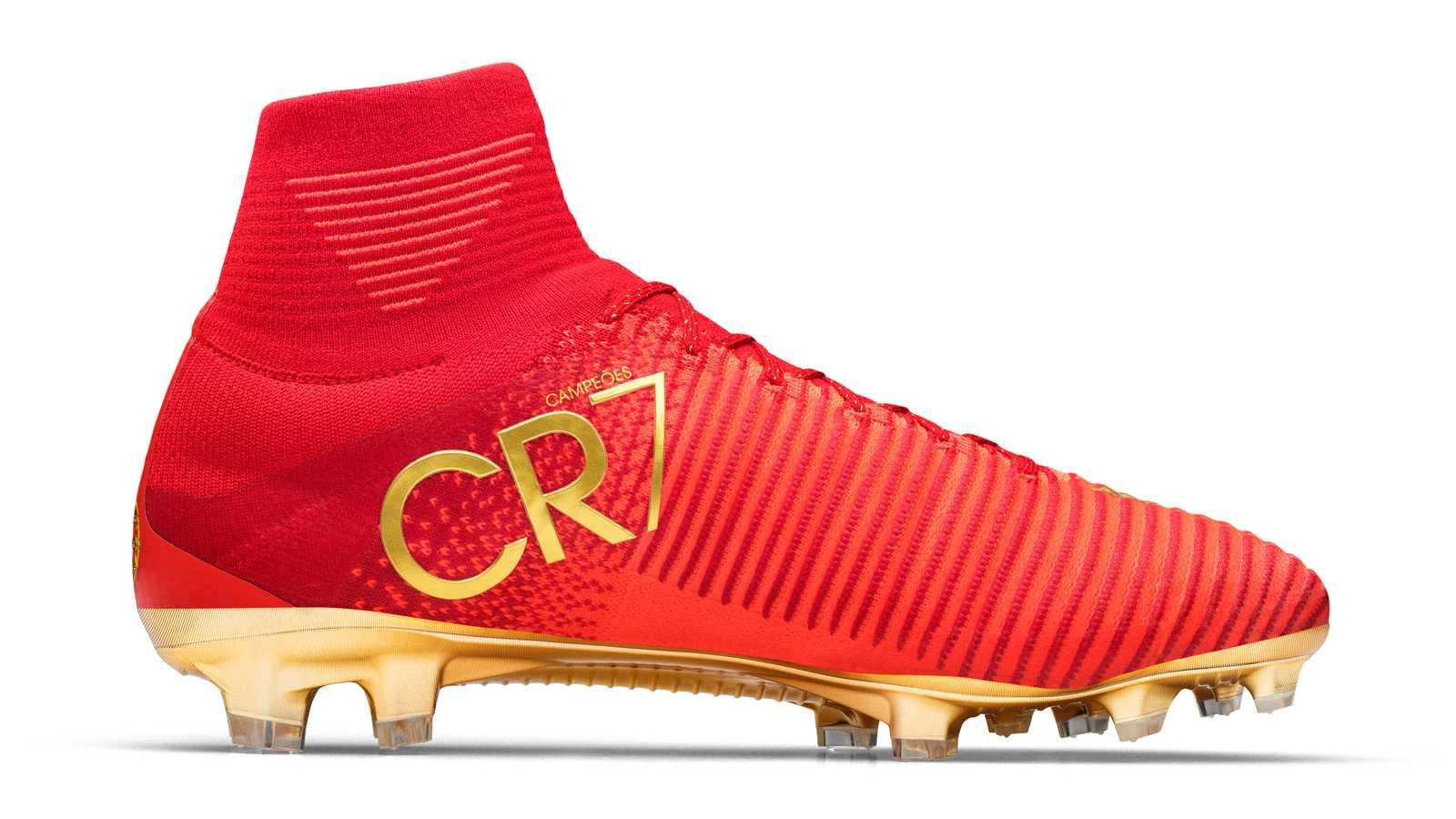 Discover Cristiano Ronaldo's Nike Limited Edition Boots Limited Edition Discover Cristiano Ronaldo's Nike Limited Edition Boots nike mercurial superfly v cristiano ronaldo campeoes boots 4
