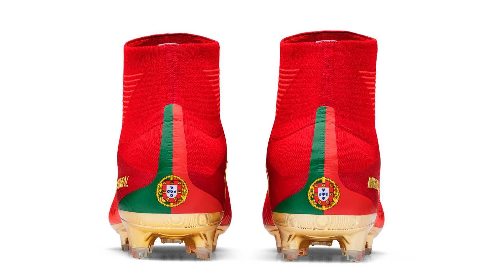 Discover Cristiano Ronaldo's Nike Limited Edition Boots Limited Edition Discover Cristiano Ronaldo's Nike Limited Edition Boots nike mercurial superfly v cristiano ronaldo campeoes boots 5