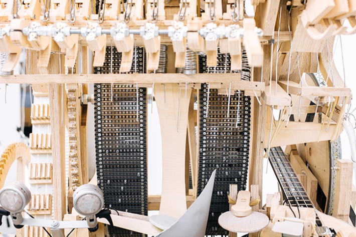 exclusive design Exclusive Design: Orchestra Machine Creates Music With Marbles Exclusive Design Orchestra Machine Creates Music With Marbles 1