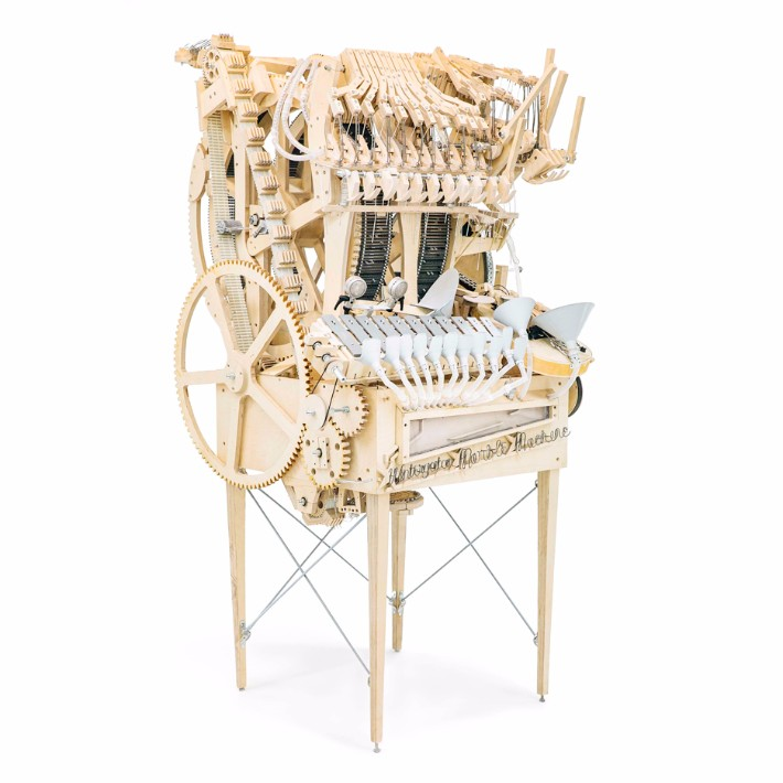 exclusive design, orchestra machine, luxury, limited edition, marbles, musical instruments