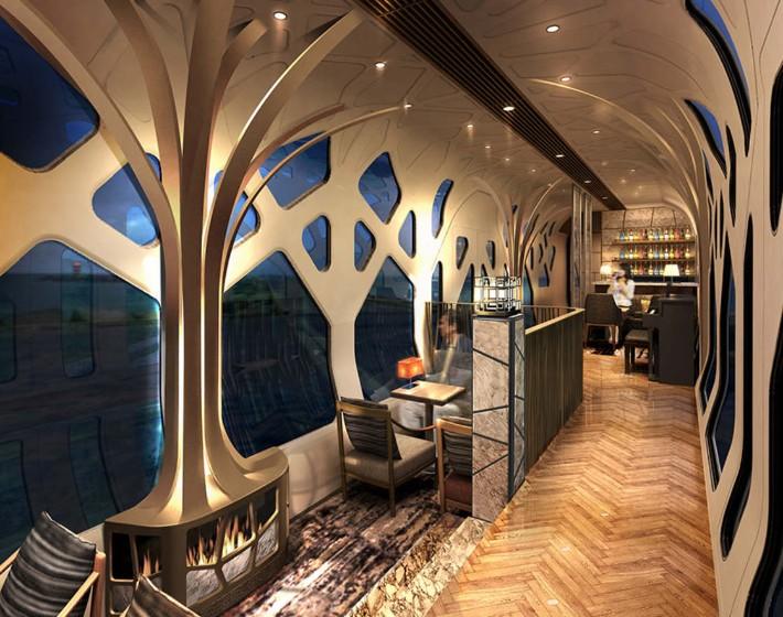 luxury train Luxury Train by Ferrari and Maserati designer Luxury Train by Ferrari and Maserati designer 3