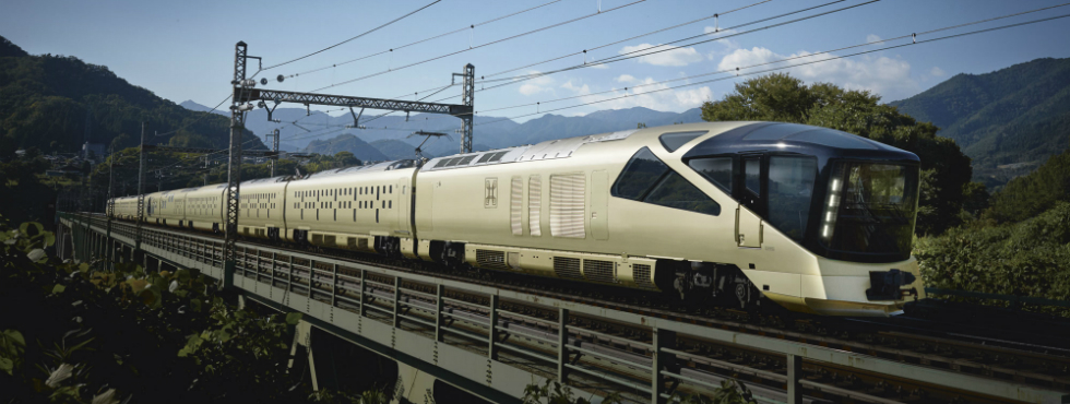 Luxury Train by Ferrari and Maserati designer