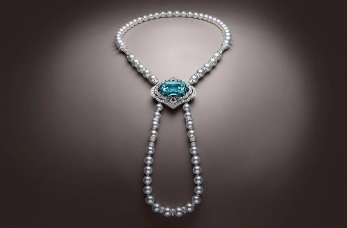 New Louis Vuitton Jewelry collection reminds the art of seduction